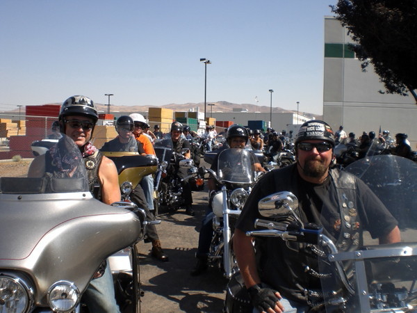 2008 Iron Nation 911 ride 132m