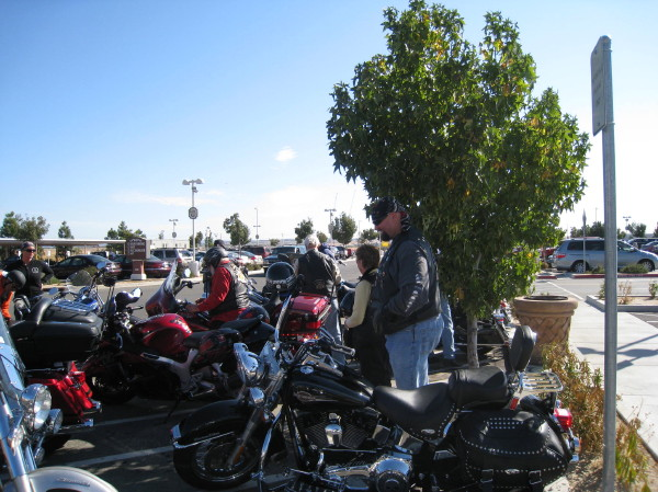 2008 NM Breakfast ride 121m