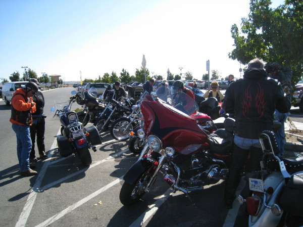 2008 NM Breakfast ride 122m