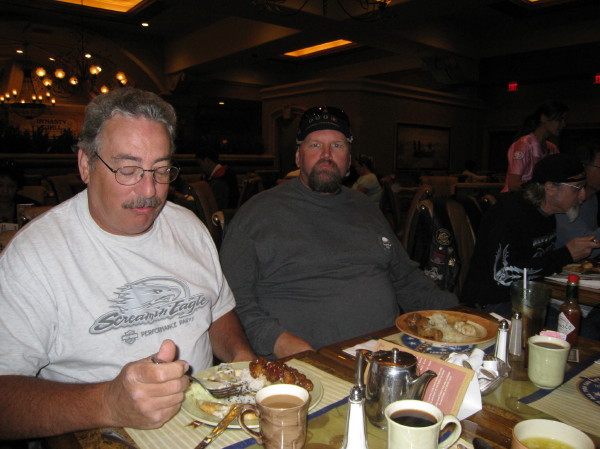 2008 NM Breakfast ride 132m